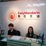 Reception - welcome to EasyMandarin!