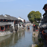 Xitang ancient Chinese water town