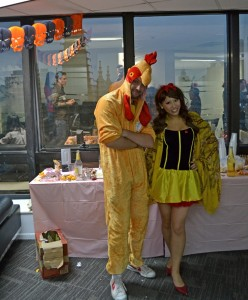 easyMandarin Chinese School Shanghai Halloween Party